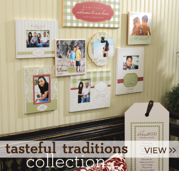 Tasteful Traditions Collection